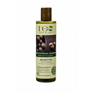 Šampón na posilnenie objemu a rastu vlasov - EOLab Objem: 250 ml
