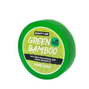 Beauty Jar - GREEN BAMBOO mydlo 80 g