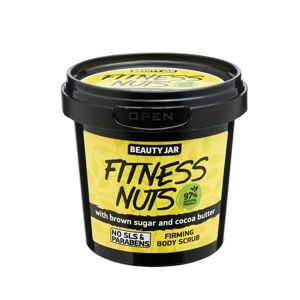 Beauty Jar - FITNESS NUTS peeling 200 g