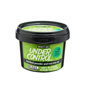 Beauty Jar - UNDER CONTROL peeling 120 g