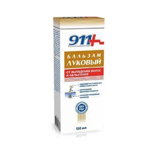 Twinstec 911+ cibuľový balzam proti vypadávaniu vlasov 150 ml