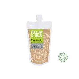 Tierra Verde Prací gél striebro (fľaša 1 l) litre: 250 ml